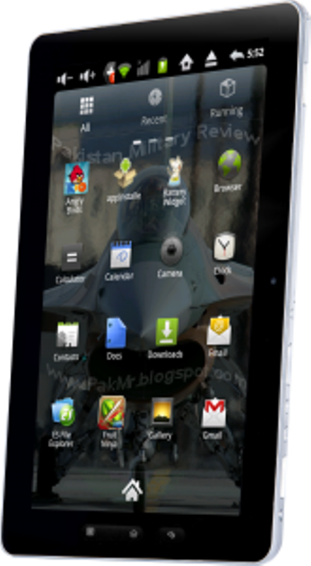 PACPAD-1 ANDROID TABLET BY Pakistan