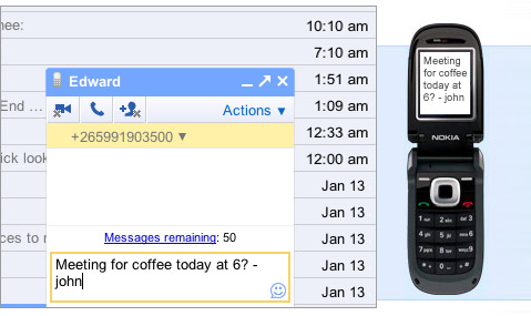 gmail-sms-chat