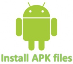 Install 3rd Party Android APK Files