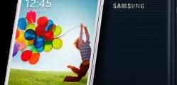 Samsung Galaxy S4 phone