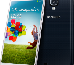 Samsung Galaxy S4 phone