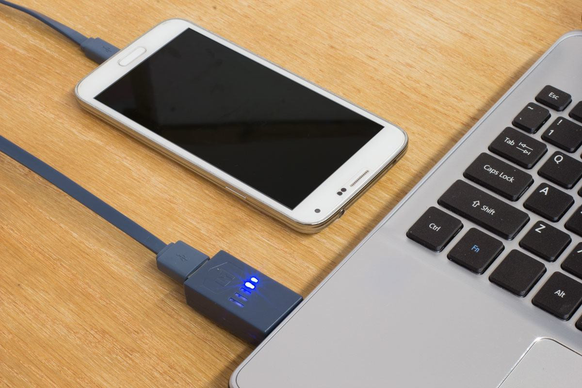 can android connect to internet via usb